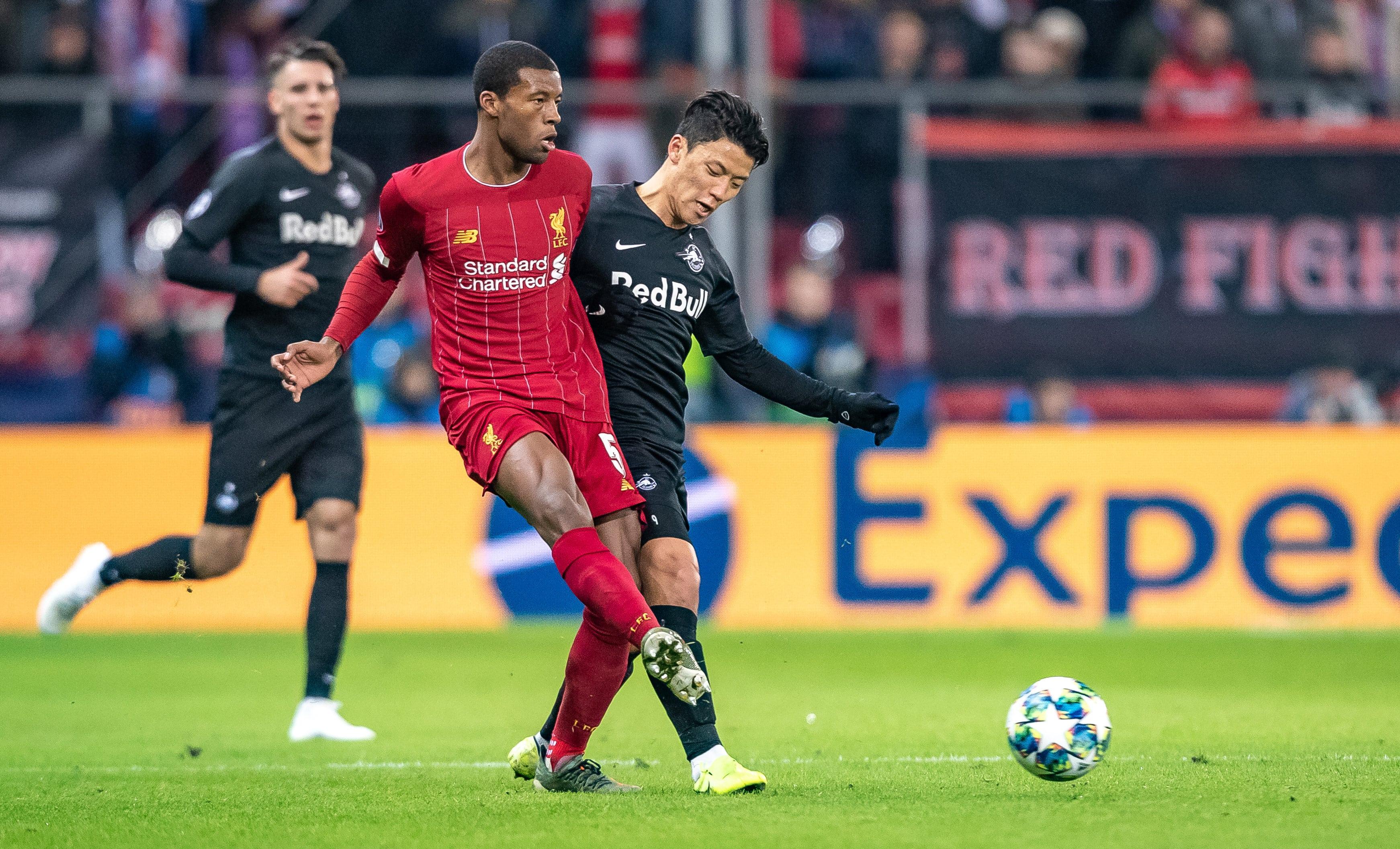 Liverpool Testet Gegen Vfb Stuttgart Und Rb Salzburg Redmen Family