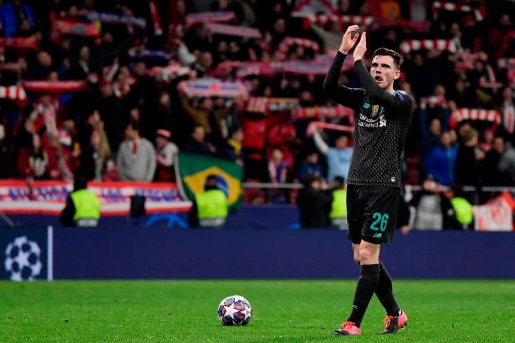 Liverpool FC, FC Liverpool, German Reds, Liverpool Fans in Deutschland, Andy Robertson, UEFA Champions League